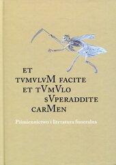 Piśmiennictwo i literatura funeralna