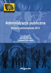 Administracja publiczna Wybory samorządowe 2014