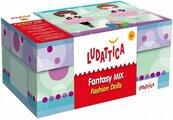Ludattica Fantasy Mix Fashion Dolls Modne laleczki
