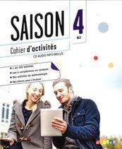 Saison 4 Ćwiczenia + CD