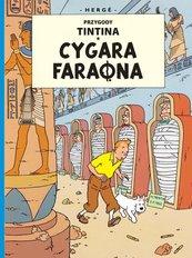 Cygara faraona, tom 4. Przygody Tintina