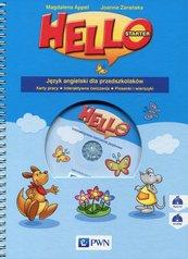 Hello! Starter Język angielski dla przedszkolaków Karty pracy