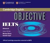 Objective IELTS Advanced Audio 3CD