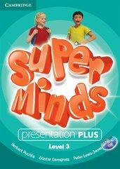 Super Minds 3 Presentation Plus DVD