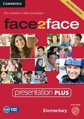 face2face Elementary Presentation Plus DVD