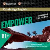 Cambridge English Empower Intermediate Class Audio CD