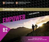 Cambridge English Empower Upper Intermediate Class Audio 3CD
