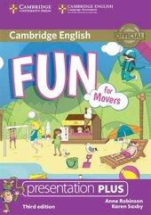 Fun for Movers Presentation Plus DVD