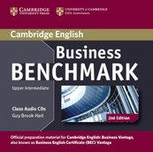 Business Benchmark Upper Intermediate Class Audio 2CD