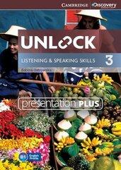 Unlock 3 Listening and Speaking Skills Presentation plus DVD