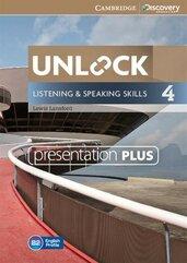 Unlock 4 Listening and Speaking Skills Presentation Plus