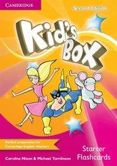 Kid's Box Second Edition Starter Flashcards