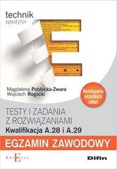 Egzamin zawodowy Testy i zadania z rozwiązaniami A.28 i A.29
