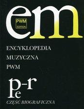 Encyklopedia muzyczna Tom 8