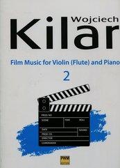 Muzyka filmowa na skrzypce flet i fortepian 2