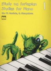 Etiudy na fortepian 1