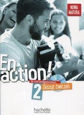 En Action 2 Zeszyt ćwiczeń + CD
