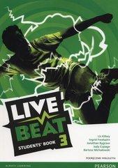 Live Beat 3 Podręcznik wieloletni + CD