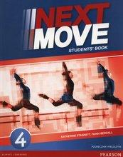 Next Move 4 Podręcznik wieloletni + CD