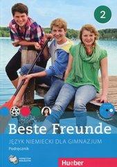 Beste Freunde 2 Język niemiecki Podręcznik wieloletni z płytą CD