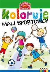 Koloruję Mali sportowcy