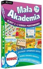 Mała Akademia - Klasy 2 i 3 SP