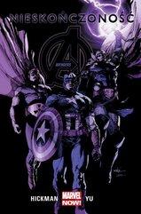 Avengers Nieskończoność Tom 4