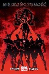 New Avengers Nieskończoność Tom 2