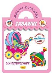 Maluj z Pasją Zabawki dla dziewczynek