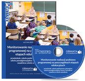 Monitorowanie realizacji podstawy programowej na poszczególnych etapach edukacyjnych