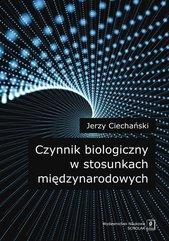 Czynnik biologiczny w stosunkach międzynarodowych
