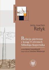 Relacja pierwsza z ksiąg O obrotach Mikołaja Kopernika