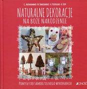 Naturalne dekoracje na Boże Narodzenie