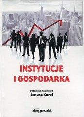 Instytucje i gospodarka