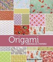 Origami i dekoracje z papieru papieru
