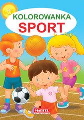 Kolorowanka Sport