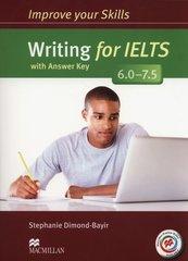Improve your Skills for IELTS 6.0-7.5 Writing Książka ucznia z kluczem + Macmillan Practice Online