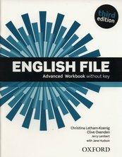 English File Advanced Workbook