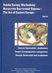 Sztuka Europy Wschodniej Tom 4
