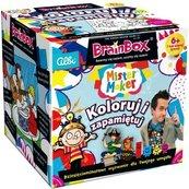 BrainBox Koloruj i zapamiętuj