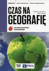 Czas na geografię Podręcznik Zakres podstawowy