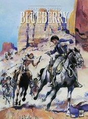 Blueberry tom 0 zbiorczy: Fort Navajo, Burza na Zachodzie, Samotny Orzeł, Zaginiony jeździec, Trope
