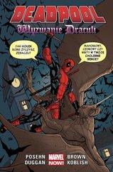 Deadpool Wyzwanie Drakuli Tom 5