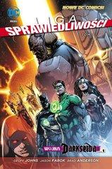 Liga Sprawiedliwośc Tom 7 Wojna Darkseida Część 1