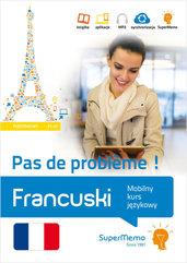 Francuski Mobilny kurs językowy poziom podstawowy A1-A2