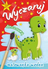 Wyczaruj dinozaury Malowanka wodna