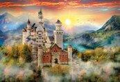 Puzzle 2000 High Quality Collection Neuschwanstein