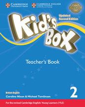 Kids Box 2 Teacher's Book