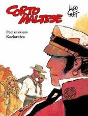 Corto Maltese Tom 2 Pod znakiem Koziorożca