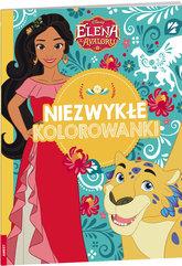Elena z Avaloru Niezwykłe kolorowanki